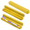 Protective Box Toothbrush , Trend-Yellow