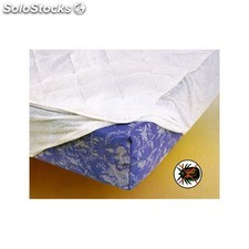 Protector Acolchado Impermeable 135 cm