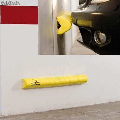 Protector columna parking modelo pared for Protector parking carrefour