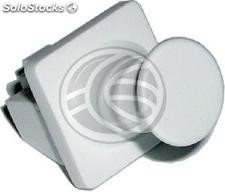 Protector Conector RJ45 Hembra (Blanco) (RD75)