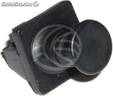 Protector Conector RJ45 Hembra (Negro) (RD74)
