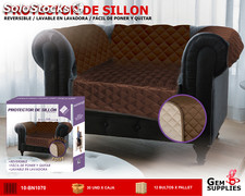 Protector de sillon reversible we houseware