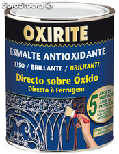 Protector oxirite liso marron 750 ml