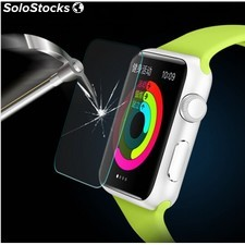 Protector pantalla anti golpes apple watch 38 mm anti rotura