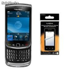 Protector Pantalla BlackBerry 9800 Torch - Set de 2