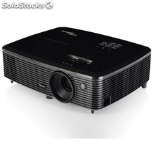 Proyector doméstico dlp optoma HD140X - soporte full 3D - 3000 ansi lumenes -