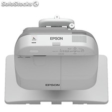 Proyector Epson EB 1430WI, interactivo de ultracorta distancia