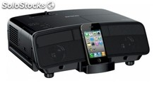 Proyector Epson MG-850HD para iPod, iPhone y iPad