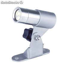 Proyector estanco sumergible acero inox pulido Spyglass LED 3W RGB 150Lm IP68