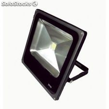 Proyector exterior Led Maslighting Slim 30W 6000K negro