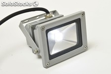 Proyector led 10w blanco