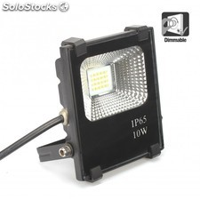 Proyector LED 10W smd 3030 profesional 120 LM/W