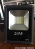 Proyector led 20W IP65 (rectangle)
