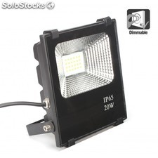 Proyector LED 20W smd 3030 profesional 120 LM/W