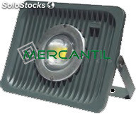 Proyector Led con Alimentacion a Dc 12-24V 6000K 30-50W Rts