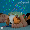 Proyector LED con Sonido Perrito Glow Pillow