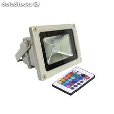 Proyector led de exterior microled 10w rgb rgb