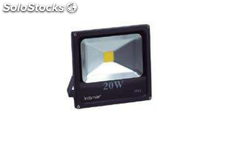 Proyector led extra Plano 20W color 6500K LEDSMAX