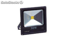 Proyector led extra Plano 30W color 2700K LEDSMAX