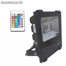 Proyector LED RGB 10W smd 3030 profesional