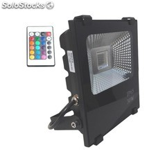 Proyector LED RGB 30W smd 3030 profesional