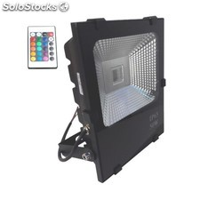 Proyector LED RGB 50W smd 3030 profesional