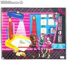 Proyector mas Sellos para Colorear Monster High