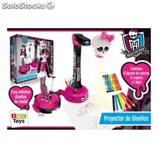 Proyector monster high