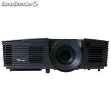 Proyector optoma S312 svga 3200 lm 3D 20000:1 hdmi negro