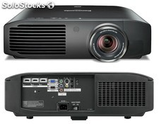 Proyector Panasonic pt-AT6000E Full hd 3D