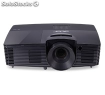 Proyector video acer proy X115 3300LM svga 13000