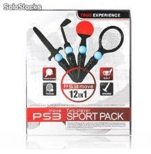 Ps3 Sports pack MoveMotion al por mayor