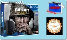 Ps4 1TB + Call of Duty: wwii envio gratis