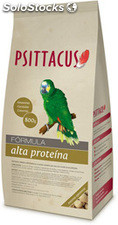 Psittacus Pienso Mantenimiento Alta Proteína para Aves 800 Gr.