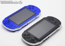 PSP doble mandos consola de juegos mp4 mp5 reproductor Tetris 8gb consola manual