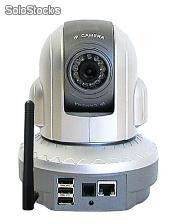 Pt ir ip Camera With WiFi