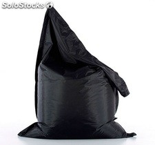 Puf Big bean bag negro