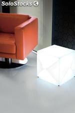 Puff cubo Diamante