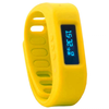Pulsera de actividad | Wearable brigmton bsport-10 amarillo