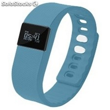 "Pulsera de actividad | Wearable BRIGMTON BSPORT-11-A pantalla 0.49"" bluetooth"