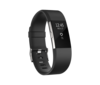 Pulsera Fitbit Charge 2 plateada negro S