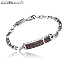 Pulsera Hombre Time Force TS5031BS23