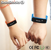 Pulsera inteligente activity tracker con el bluetooth 4.0