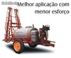 Pulverizador Agrícola Carreta - CORAL AM14 CROSS