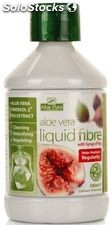 Pur Jus d'Aloe Vera Aloe Liquid Fiber-Fig-500ml