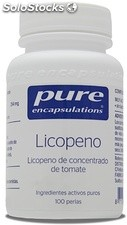 Pure Encapsulations Licopeno 10mg 100 perlas