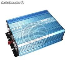 Pure sine wave power inverter 20 ~ 31VDC to 220VAC 1500W Solar usb (IV34)
