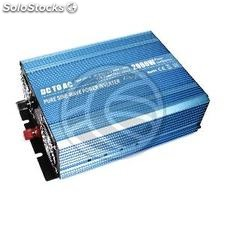 Pure sine wave power inverter 20 ~ 31VDC to 220VAC 2000W Solar usb (IV35)