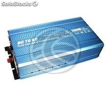 Pure sine wave power inverter 20 ~ 31VDC to 220VAC 2500W Solar usb (IV36)