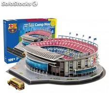 Puzzle 3D Estadio F.c Barcelona Camp Nou